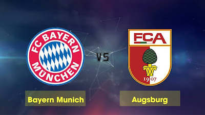 بث مباشر مباراة بايرن ميونخ واوجسبورج بث حي اليوم