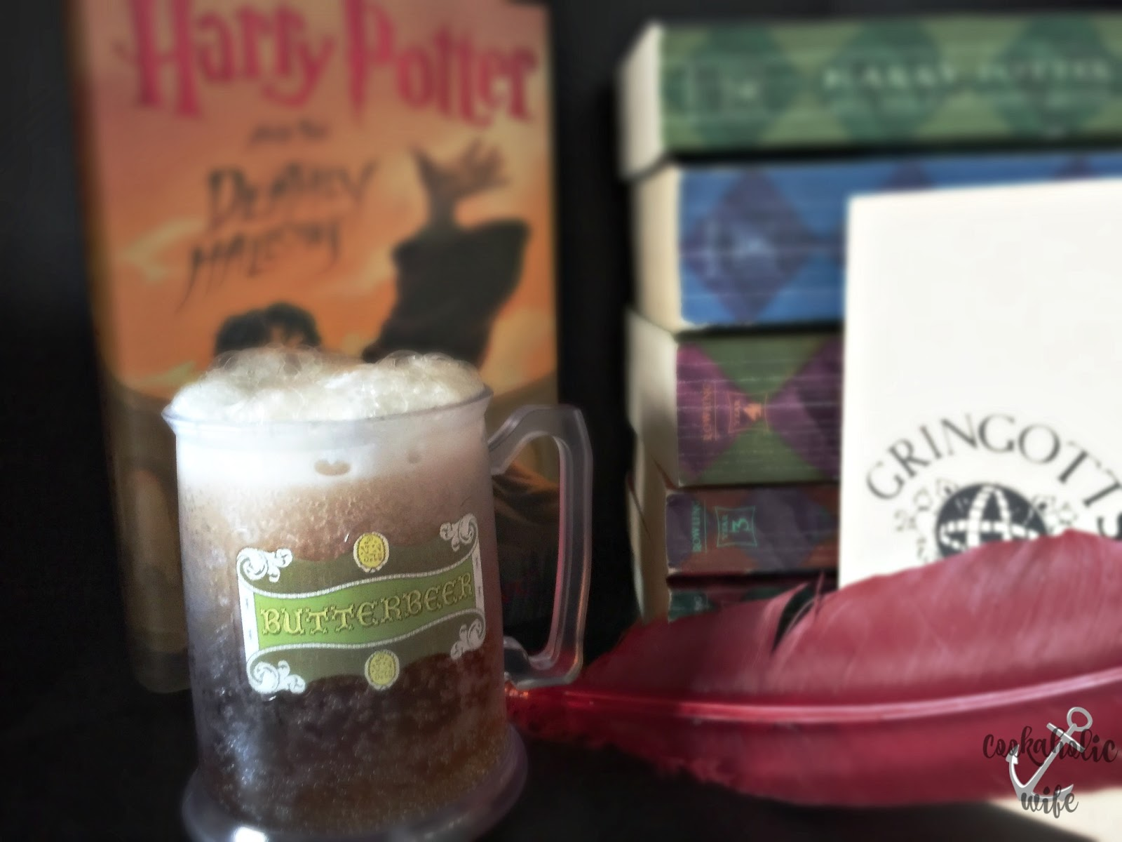 how to make butterbeer alcoholic