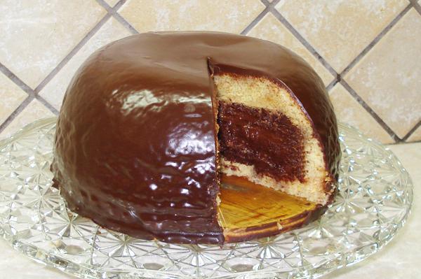 Σοκολατένια βόμβα με μέλι