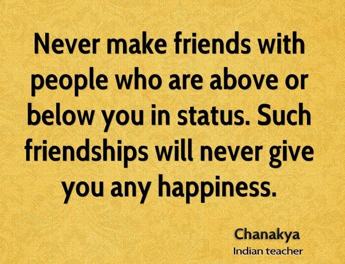 54 Best Chanakya Quotes About What's Most Important In This