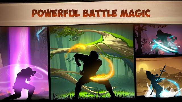 تحميل لعبة Shadow Fight 2 v1.9.24 مهكرة للاندرويد
