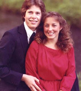 Jim Bob and Michelle Duggar, throwback