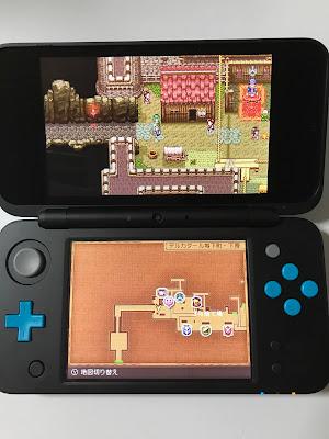 ドラクエXI 3DS画面写真1