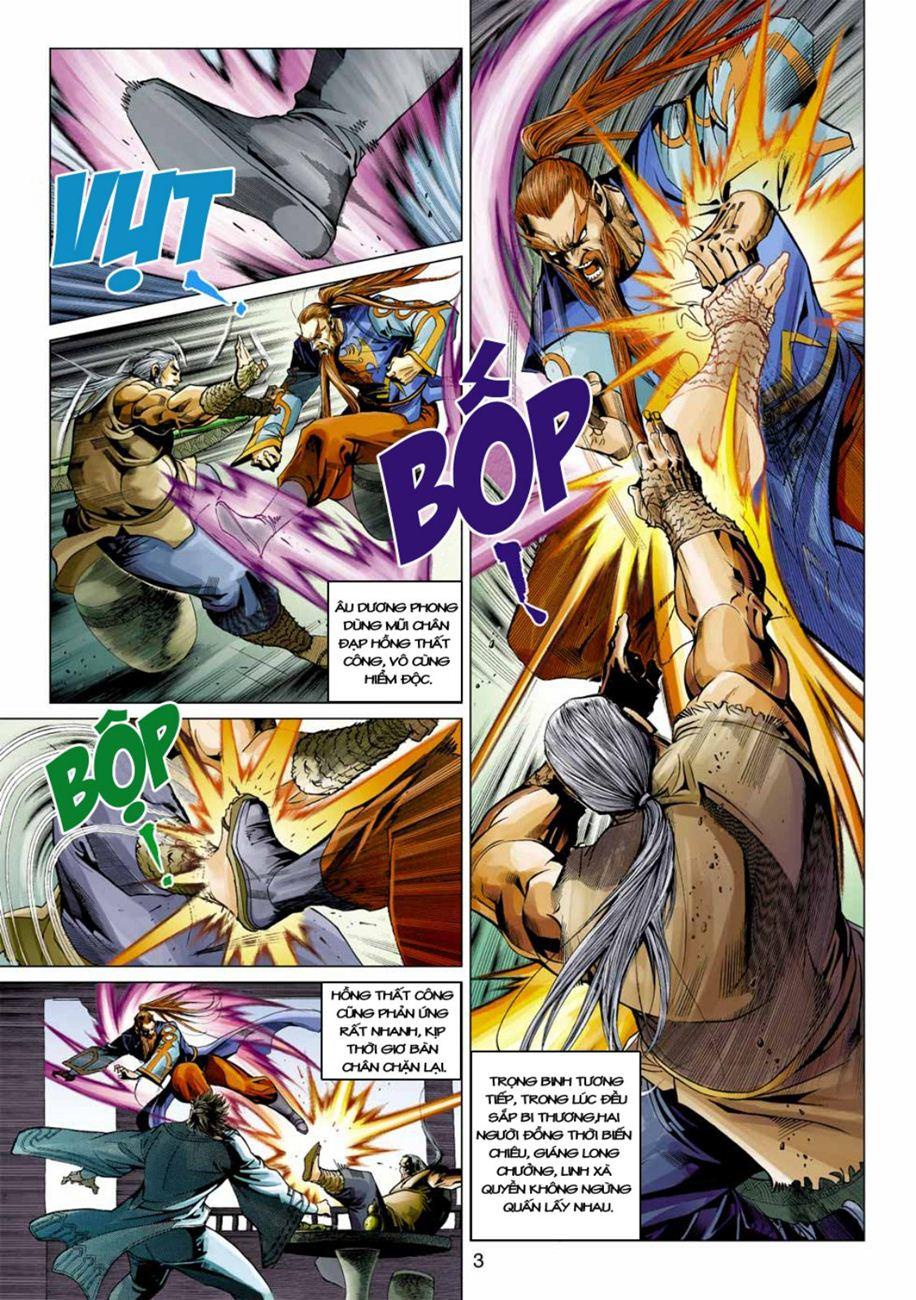 Anh Hùng Xạ Điêu anh hùng xạ đêu chap 45 trang 3