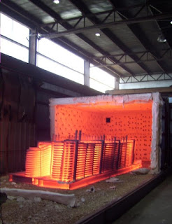 custom PWHT furnace