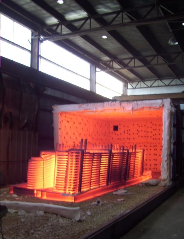 Pre Weld And Postweld Pwht Heat Treatment Furnaces