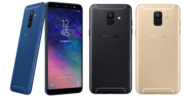 SAMSUNG Galaxy A6 & A6+ now in PH stores