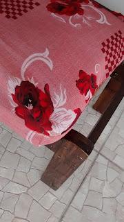 Como transformar a cama em banco. Fazendo as almofadas