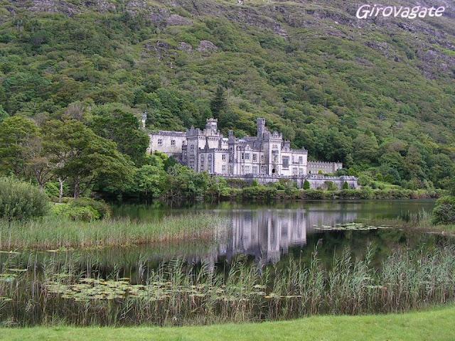 Kylemore Abbey Irlanda Connemara