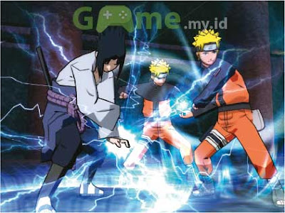 Kode Password Game Naruto Shippuden Ultimate Ninja 5 PS2