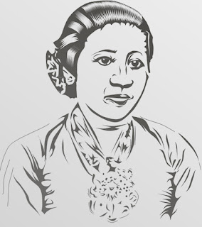 Ibu Kartini Vector Related Keywords Suggestions Ibu Kartini