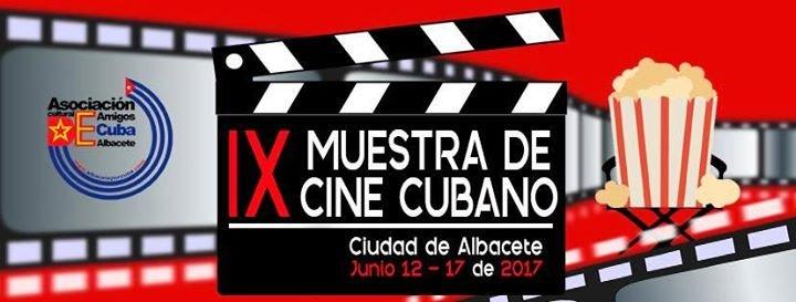 NUEVA EDICIÓN DE LA MUESTRA DE CINE CUBANO DE ALBACETE