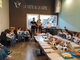 visitas escolares a un obrador de pasteleria en sevilla