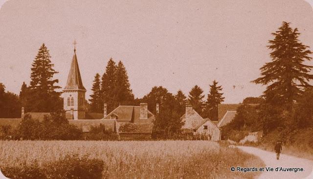 Saint Bonnet lès Orcival