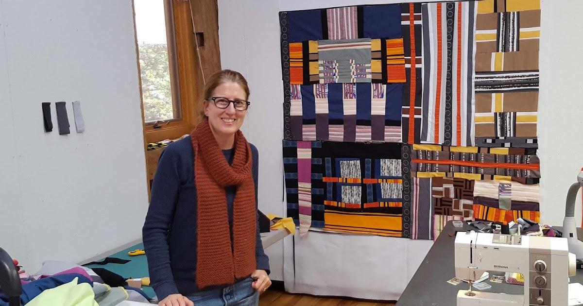 Third Floor Quilts: Nancy Crow Workshop - An Honest Review