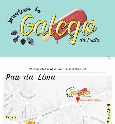Sorveteria do Galego