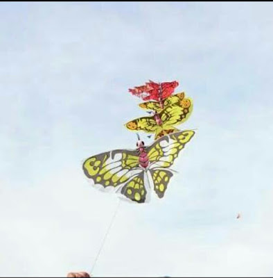 Festival Layang Layang Dan Permainan Tradisional Akan Digelar di Pantai Jono