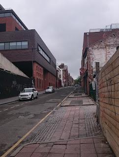 Knight Street in 2017