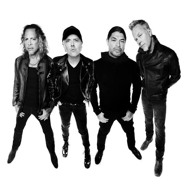 Metallica anuncia concierto en México