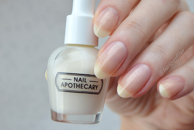 elegant touch nail apothecary nailobox gold ridge filler