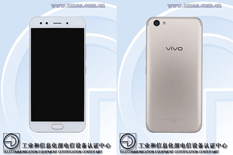 Vivo X9s Plus With Dual Selfie Cam Spotted On TENAA