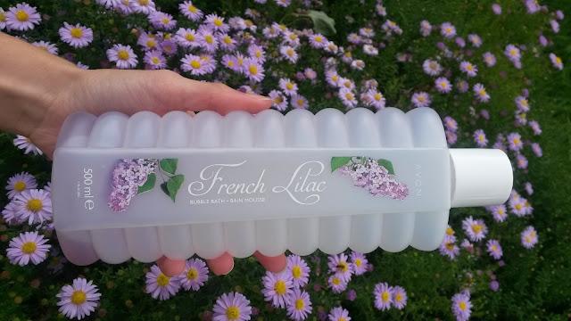 avon french lilac, kupka, tuširanje