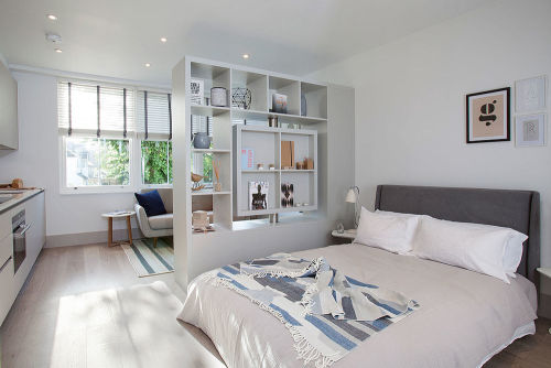 Kleine Kamer Ideeen : Tips voor een kleine kamer wonen