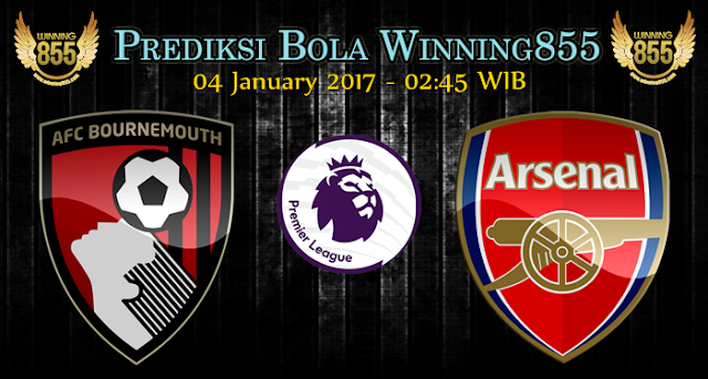 Prediksi Skor AFC Bournemouth vs Arsenal