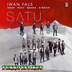 Iwan Fals - Satu (feat. Noah, Nidji, Geisha & d'Masiv) 2015 Album cover