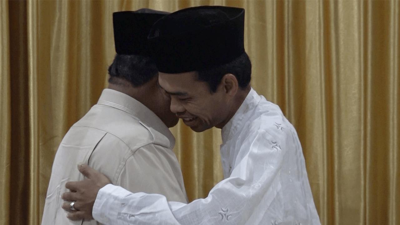 Transkrip Lengkap Wawancara Prabowo Subianto dan Uatadz Abdul Somad