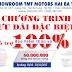 Chương trình tri ân Khách hàng nhân dịp kỉ niệm 41 năm thành lập Công ty TMT