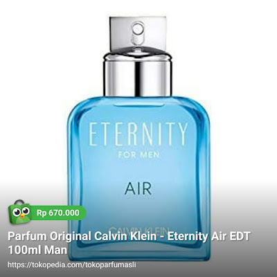 calvin klein eternity air edt 100ml man