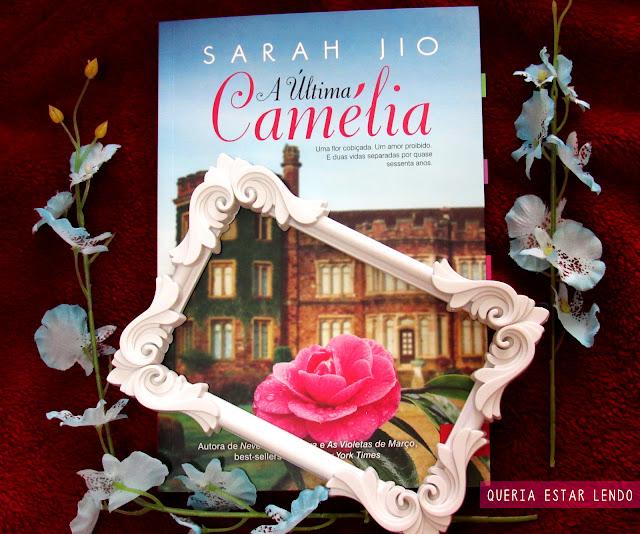 Li até a página 100 e... #34 - A Última Camélia