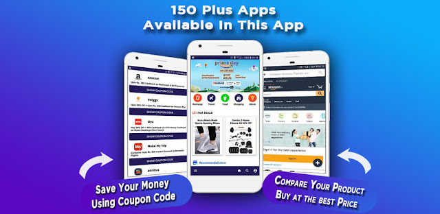 Download All in One Shopping Apps {150+ Apps}