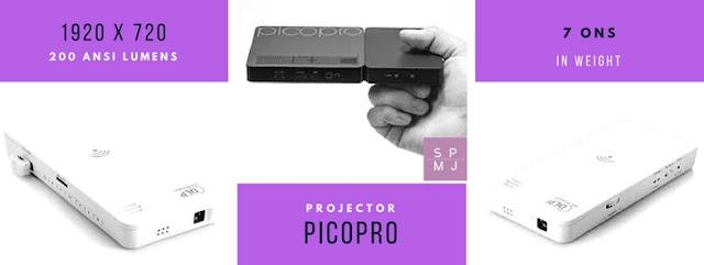 sewa proyektor mini jogja murah