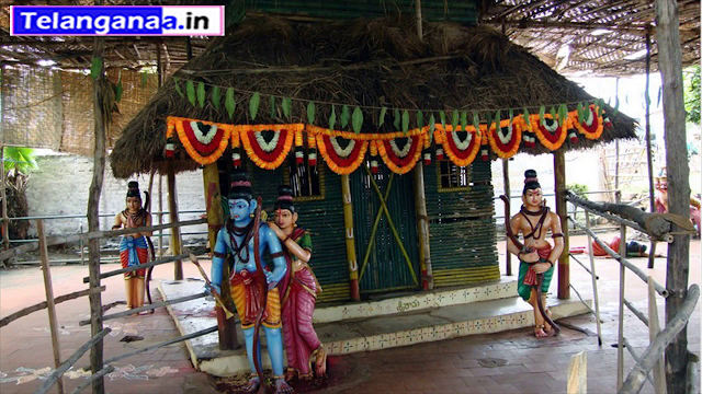 Bhadrachalam Sita Ramachandraswamy Temple Khammam In Telangana India