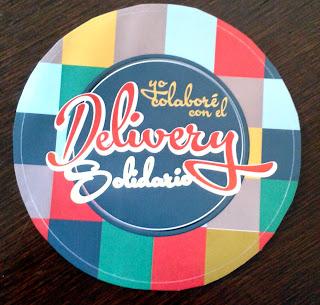 Delivery Solidario LIBRERIA DH