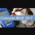 Concurso IBGE 2017: Inscrição para Recenseadores é prorrogada até o dia 26