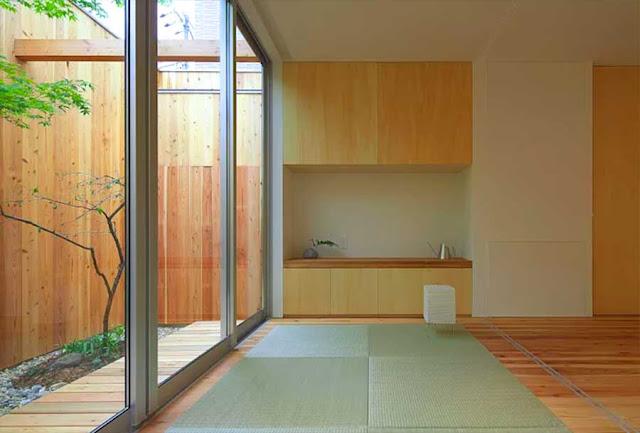 Japan Style Multipurpose Room