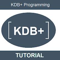 [Apps] KDB+ Tutorial