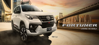 Toyota Fortuner Leading The World – Harga Toyota Fortuner Jakarta