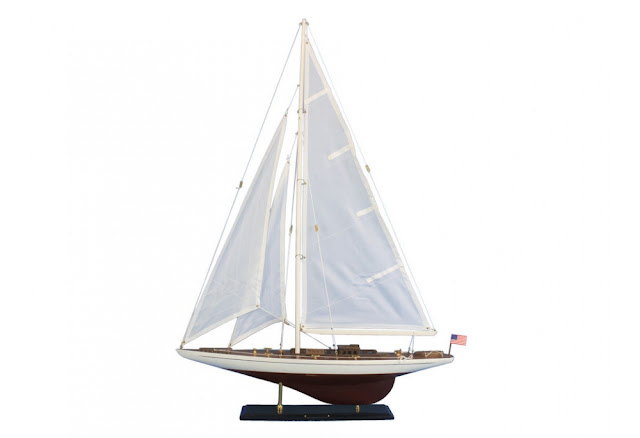Ranger Sailboat Model