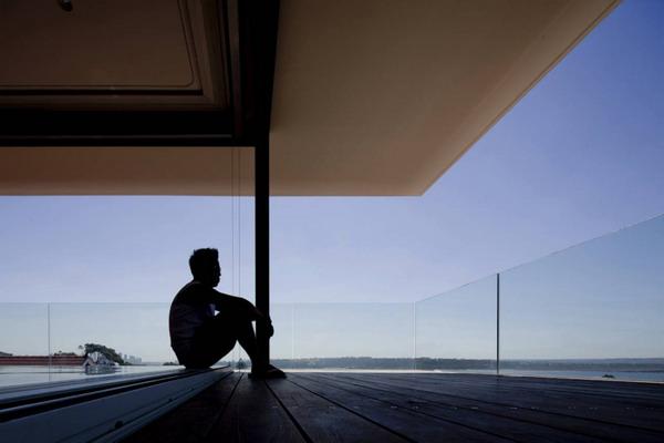 desain railling rumah minimalis