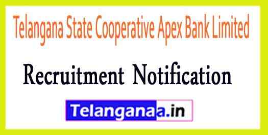 Telangana State Cooperative Apex Bank Limited TSCAB Recruitment Notification