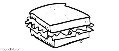 طريقة الشطيرة SANDWICH