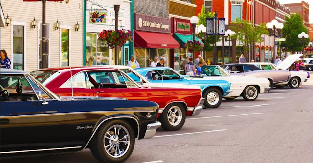 5 Michigan Car Shows and Cruises to Hit this Summer