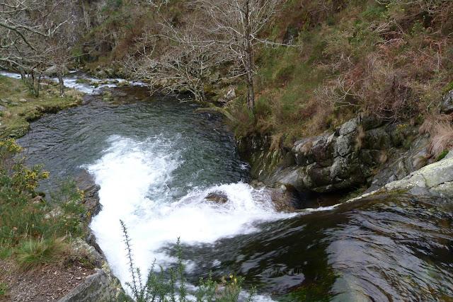 2ª Cascada - Río Porcía - Castropol