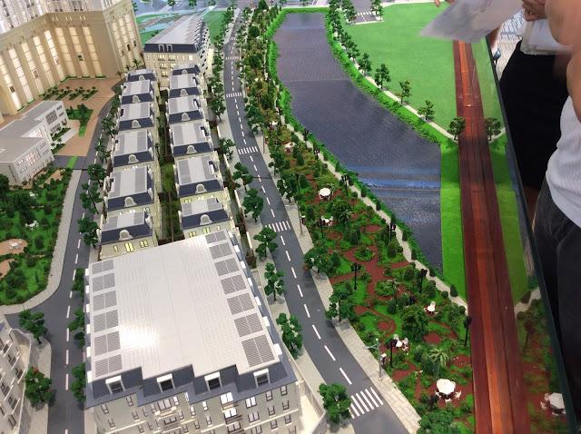 Phối cảnh dự án Roman Plaza