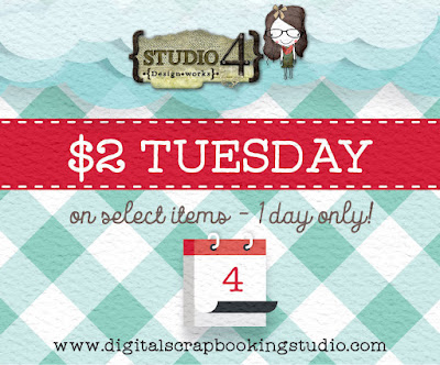 2$ Tuesday at The Studio!