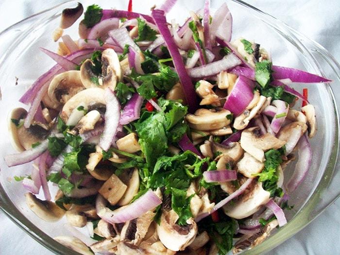 Receta de Ceviche Vegano